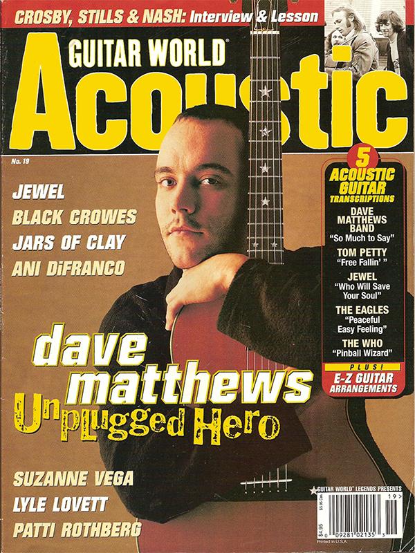 Guitar World Acoustic - November 1996