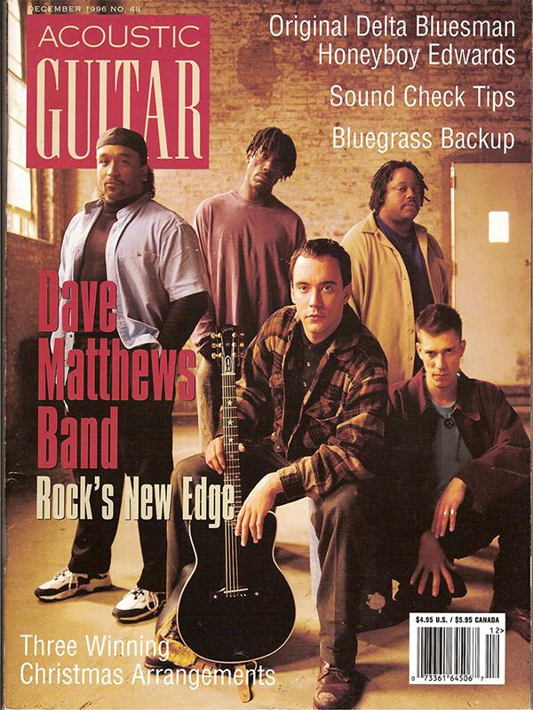 Acoustic Guitar - December 1996