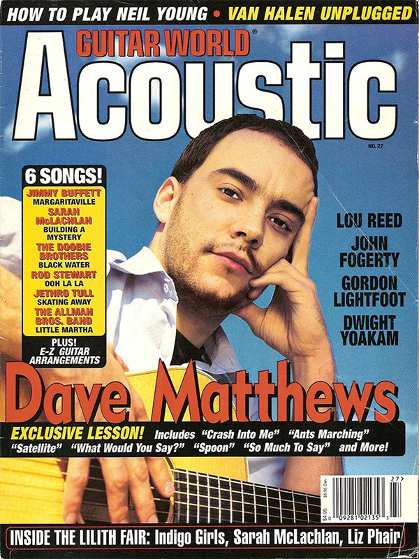 Guitar World: Acoustic - June 1998 (No. 28)