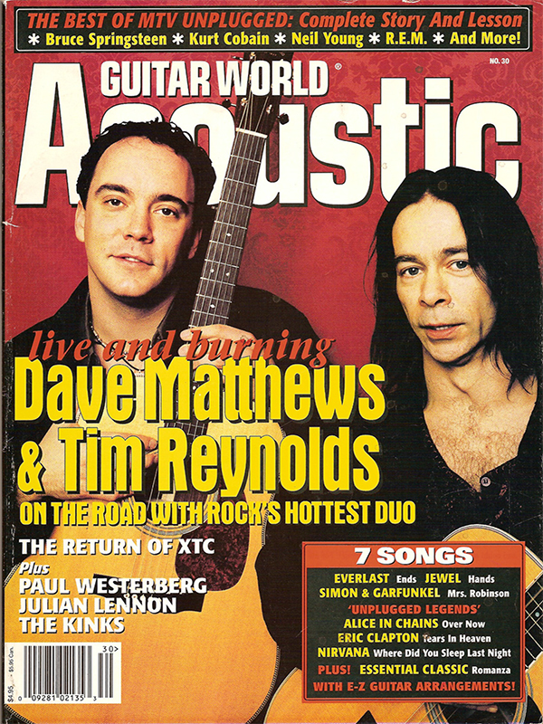 Guitar World: Acoustic - Spring 1999 (No. 30)