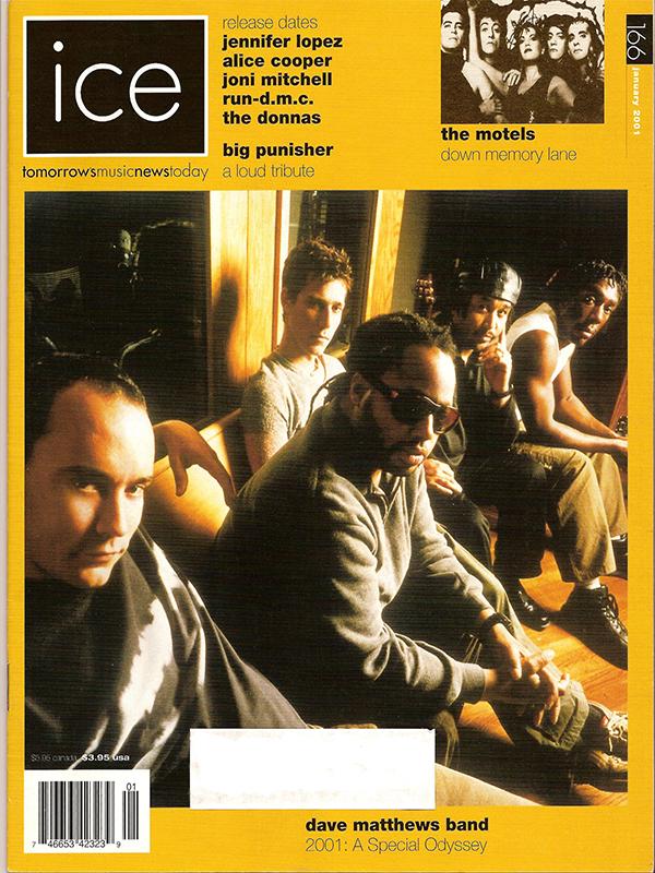 Ice Magazine - January 2001