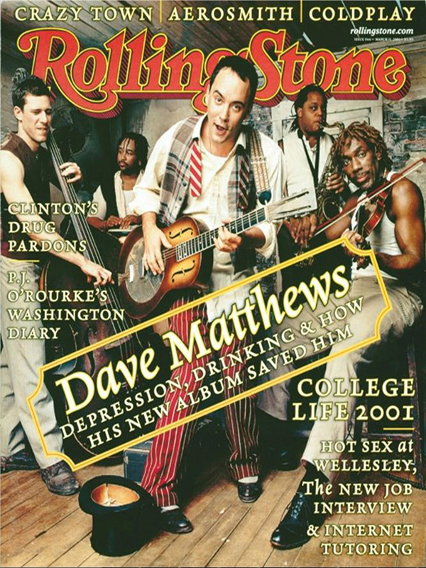 Rolling Stone - March 15th, 2001 (Issue 864)