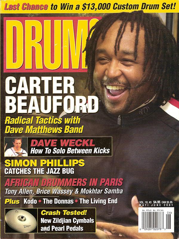 Drum - May/June 2001