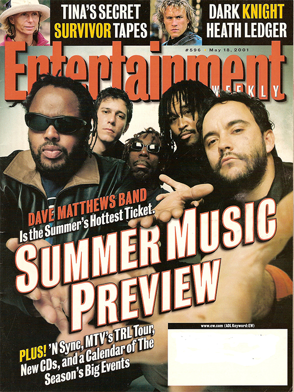 Entertaiment Weekly - May 18th, 2001 (Issue 596)