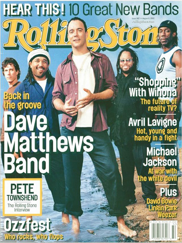 Rolling Stone - August 8th, 2002 (Issue 902)
