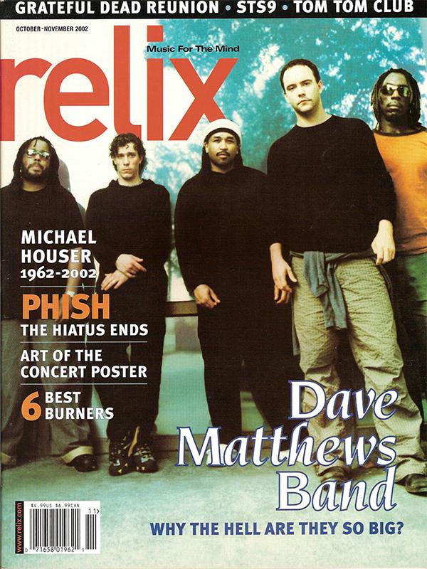 Relix - Oct/Nov 2002
