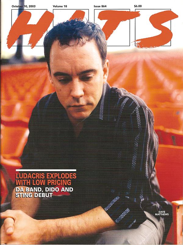 Hits - October 2003
