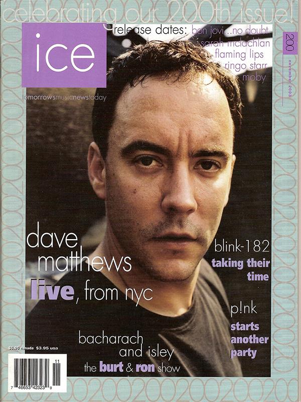 Ice - November 2003