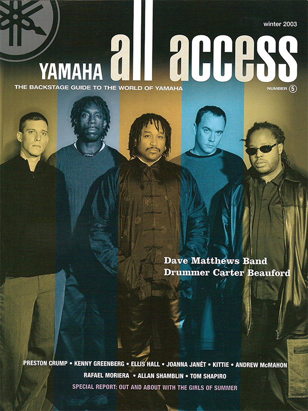 All Access - Winter 2003