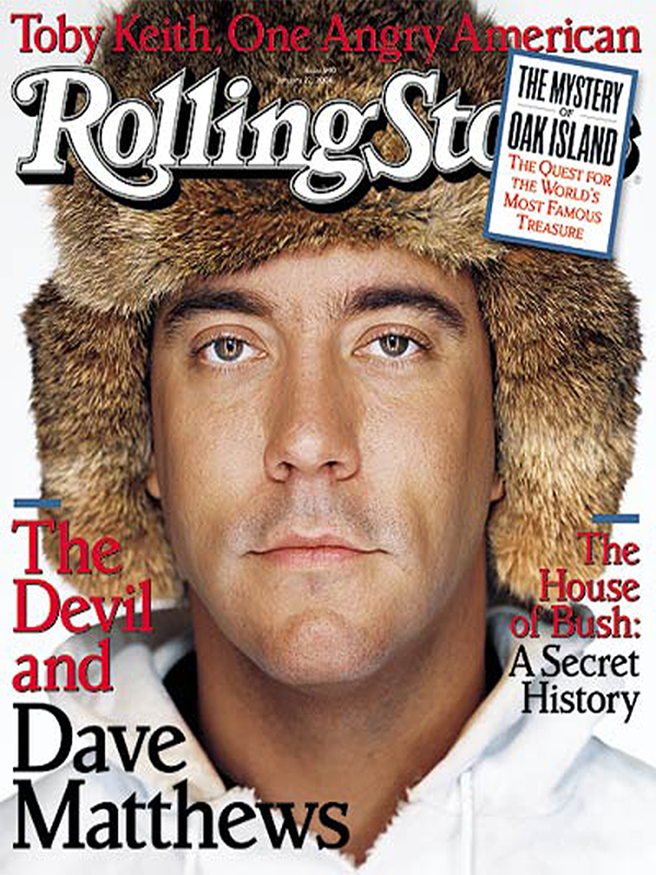 Rolling Stone - January 22nd, 2004 (Issue 940)