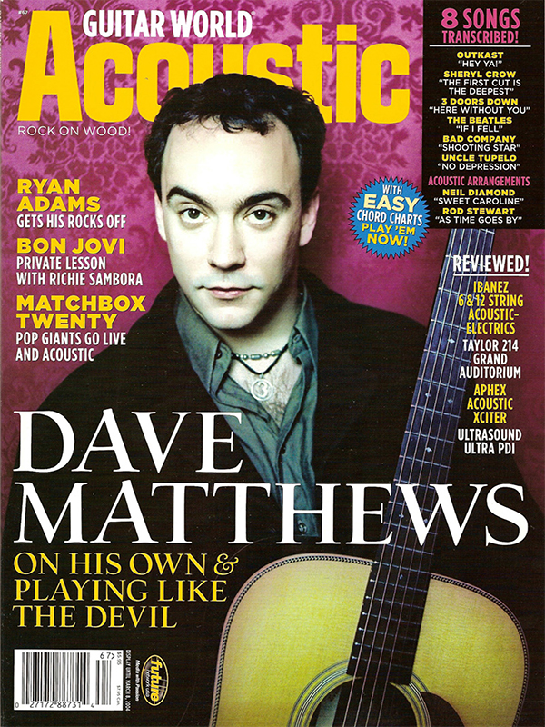 Guitar World: Acoustic - March 8th, 2004
