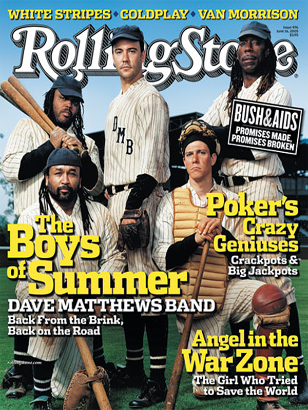 Rolling Stone - June 16th, 2005 (Issue 976)