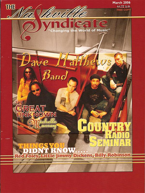 Nashville Syndicate - March 2006