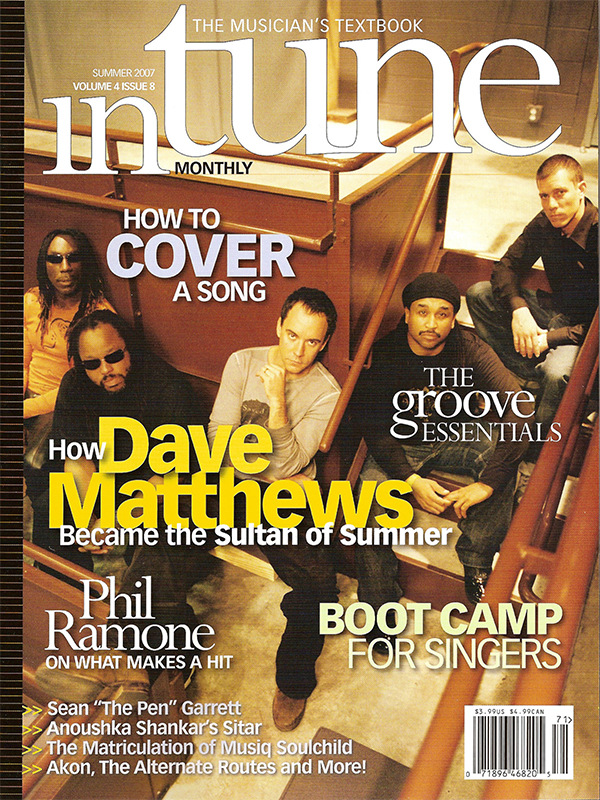 In Tune Monthly - Summer 2007