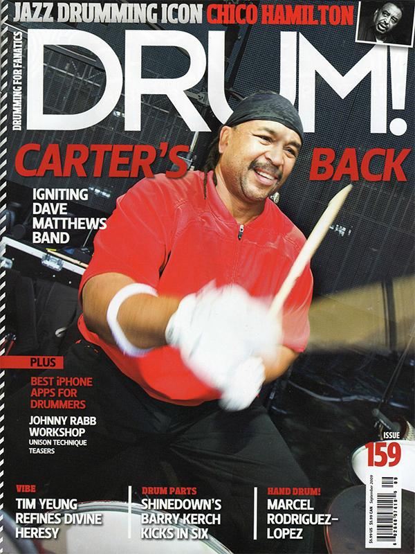 Drum - September 2009