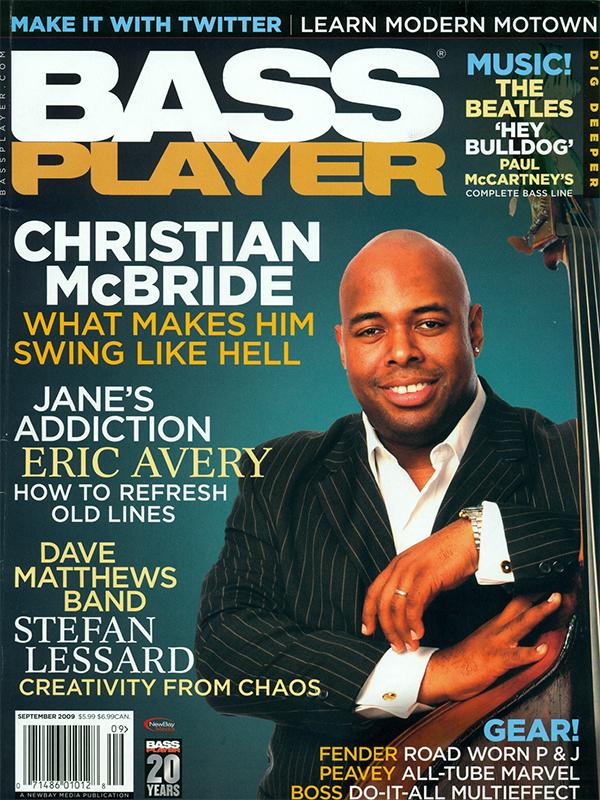 Bass Player - September 2009