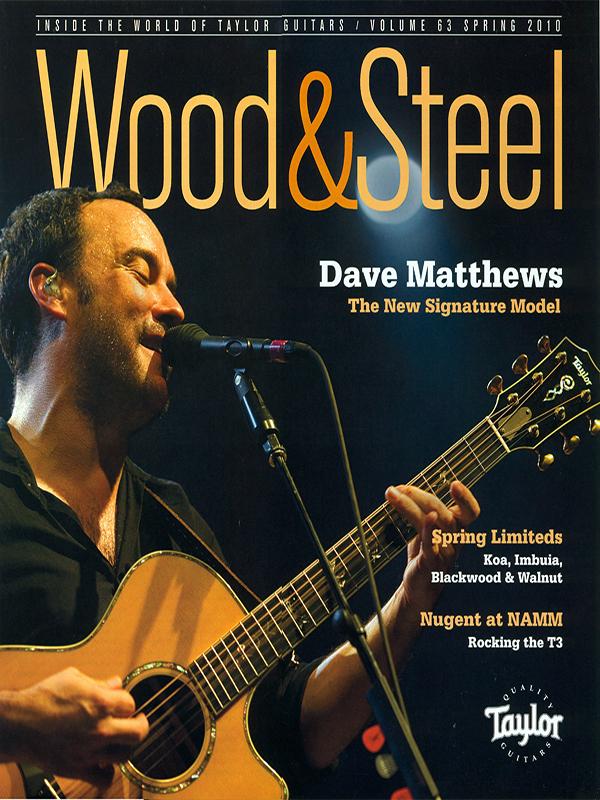 Wood & Steel - Volume 63 - Spring 2010