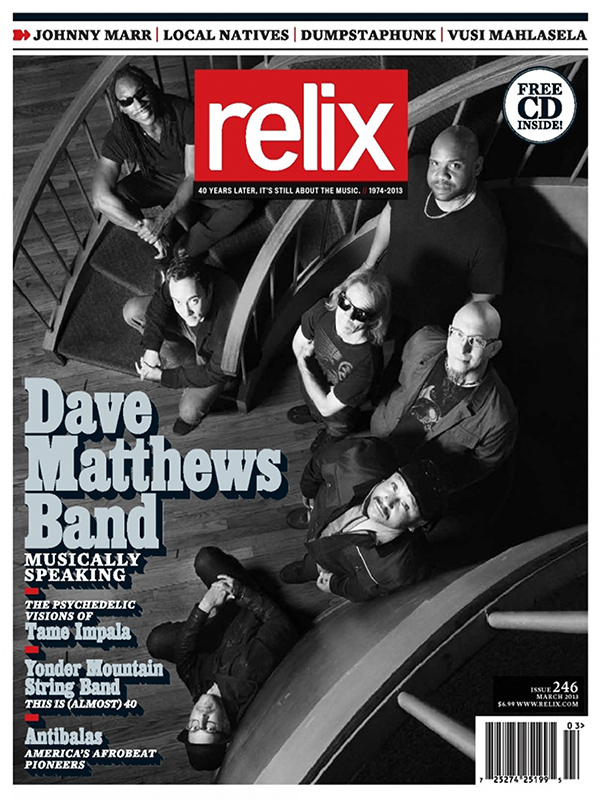 Relix - March 2013