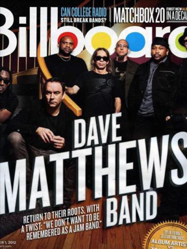 Billboard Magazine - 2012