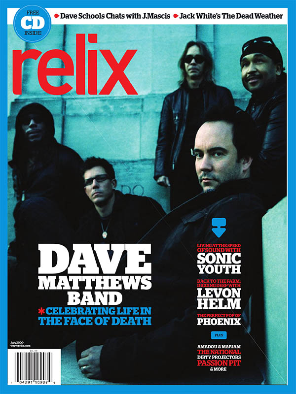 Relix - July 2009