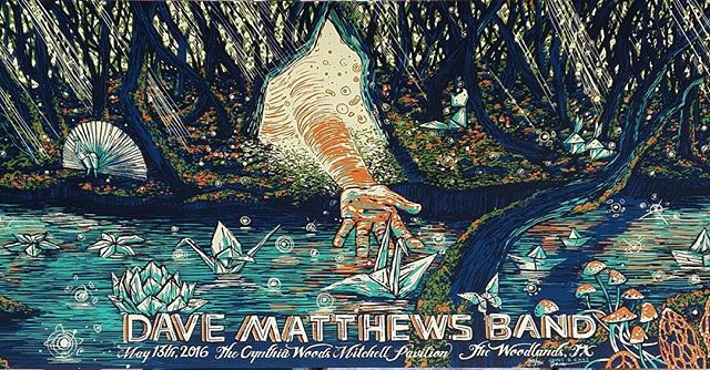 05/13/16 #dmb25 poster