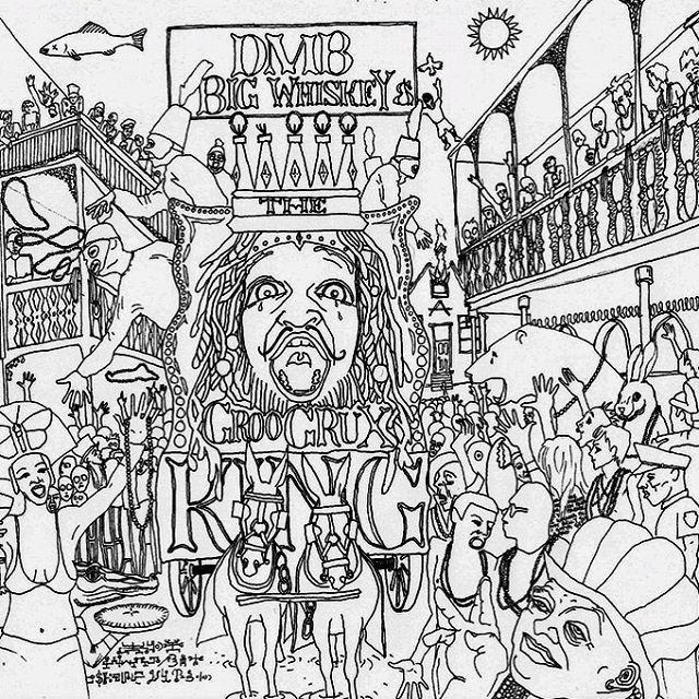 http://dontburnthepig.org/dbtp/2017/11/14/grux-coloring-contest #dbtp #livetrax44 #dmb #contest