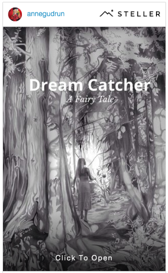 Dream Catcher- A Fairy Tale