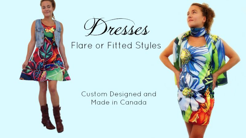 Wearable Art Dresses