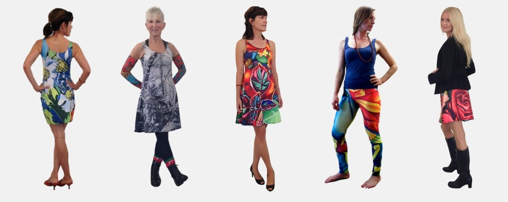 Wearable Art by Anne Gudrun