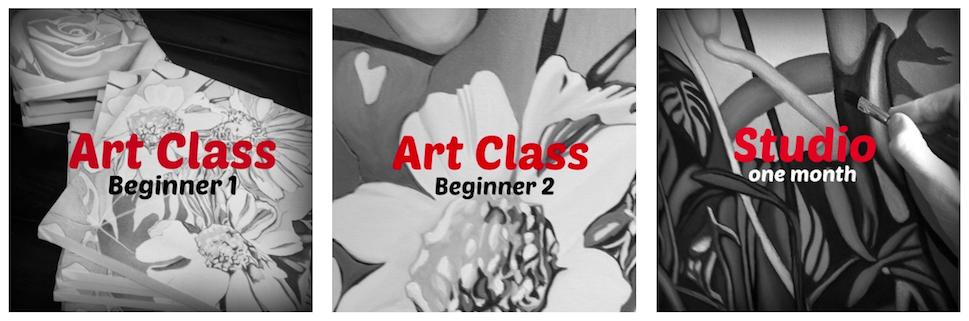 Classes and Studio Programs