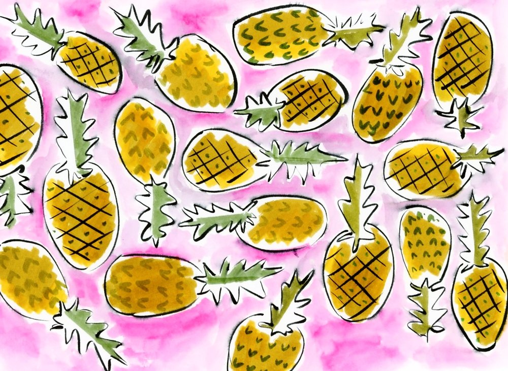 Pick a Pineapple