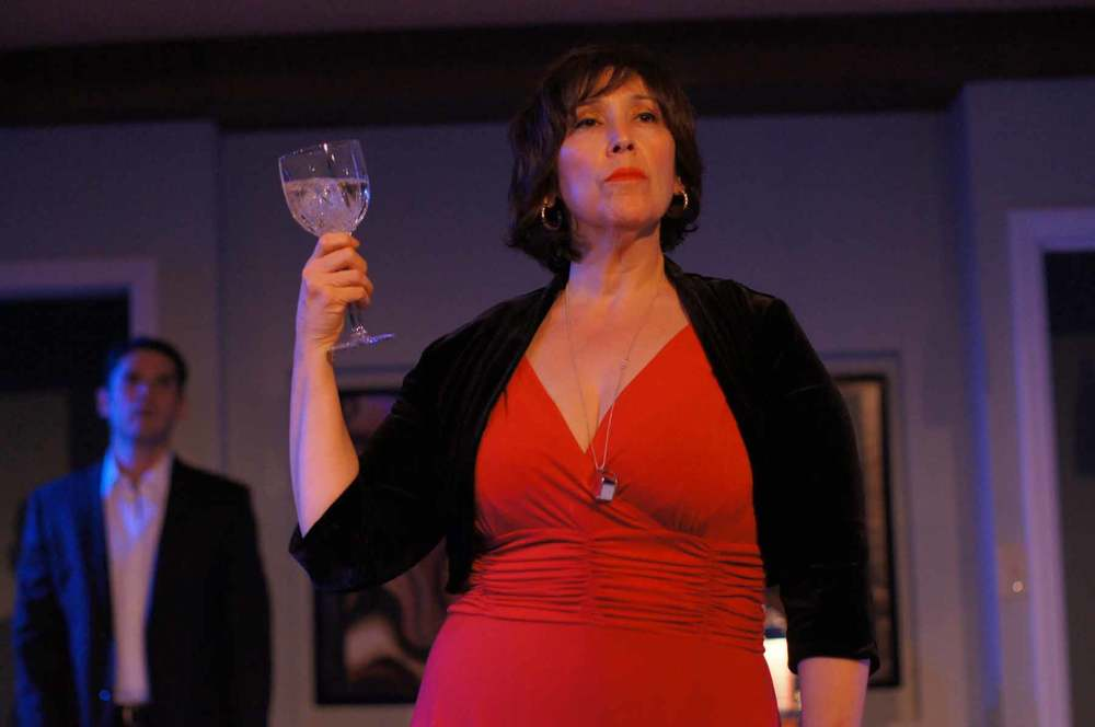 Company member Catalina Maynard as Señora Julia wins back-to-back Critics Circle awards. She won Best Featured Performance in 2011 for her multiple roles in  Angels in America.