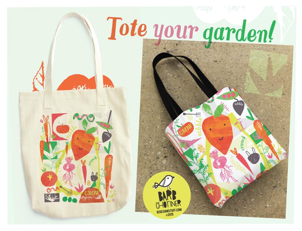 barbChotiner_GardenTote