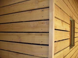 Corner Cover Boards - Rain Screen