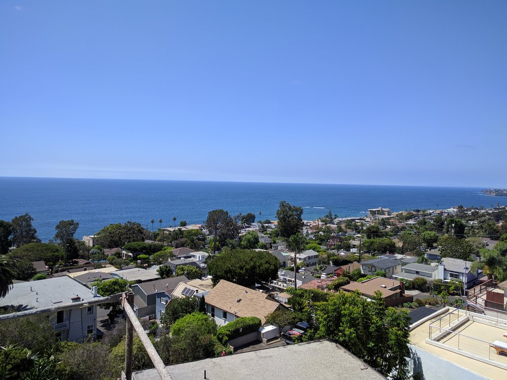 View from every front facing window / door. At every site meeting, one must pause and take in the beautiful ocean view.