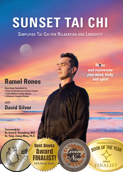 Sunset Tai Chi in an award winning book format.