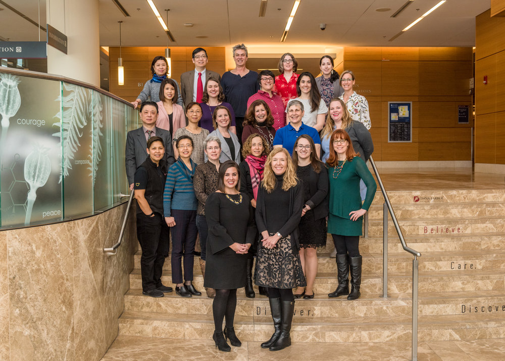 THE ZAKIM CENTER TEAM, 2018