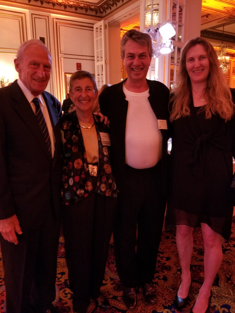 DR. DAVID ROSENTHAL, JUDY ROSENTHAL, RAMEL & ILANA