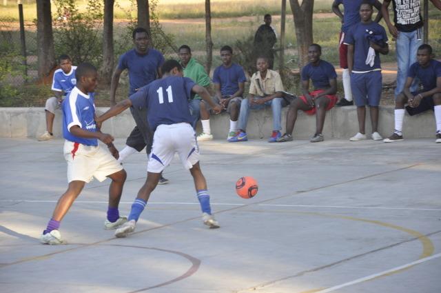 futsal tournament at uem