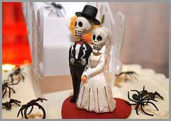 Wedding Cake Toppers Cool Grey Photography