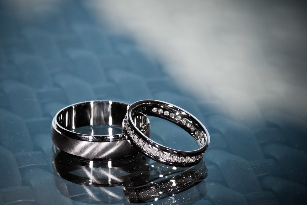 Every little detail is important and the rings which symbolise your love for each other deserve pride of place.