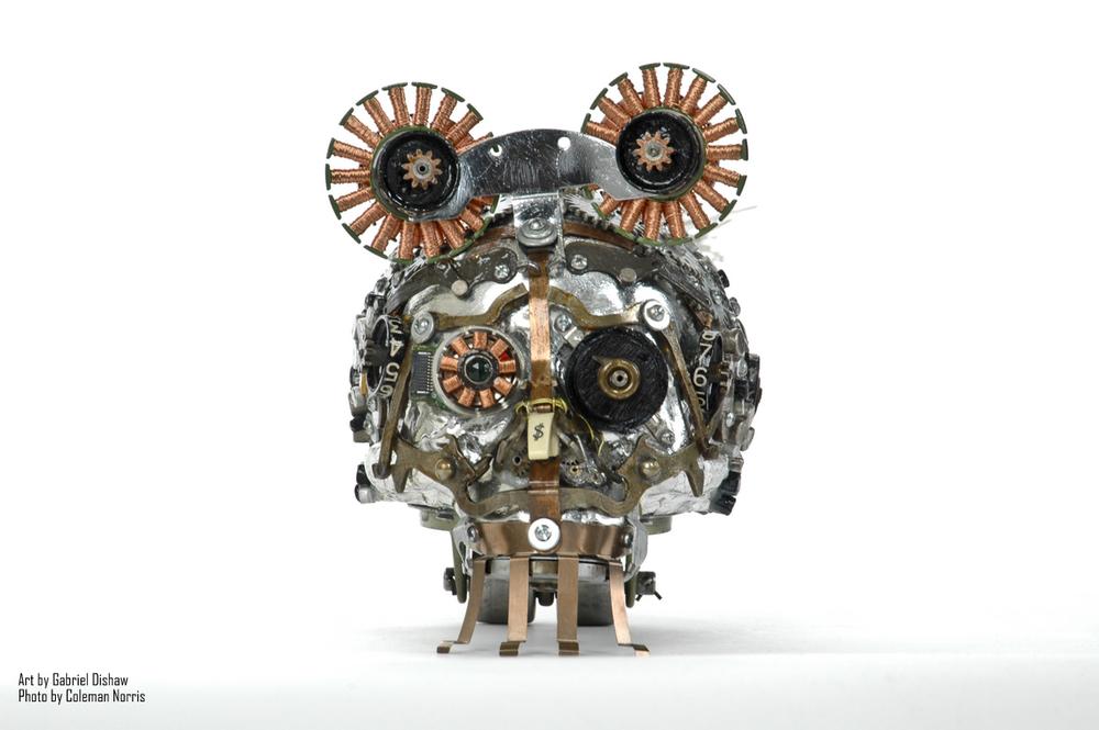 Mickey Skull