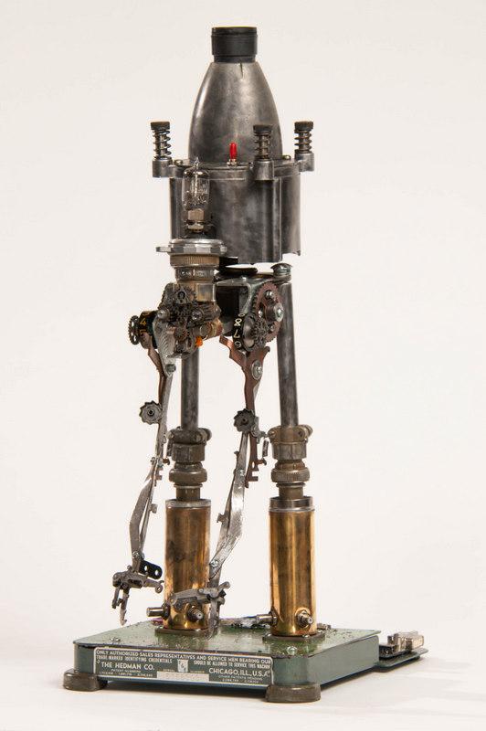 Robot #8 -