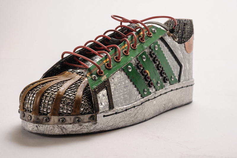 Adidas Superstar Upcycled -