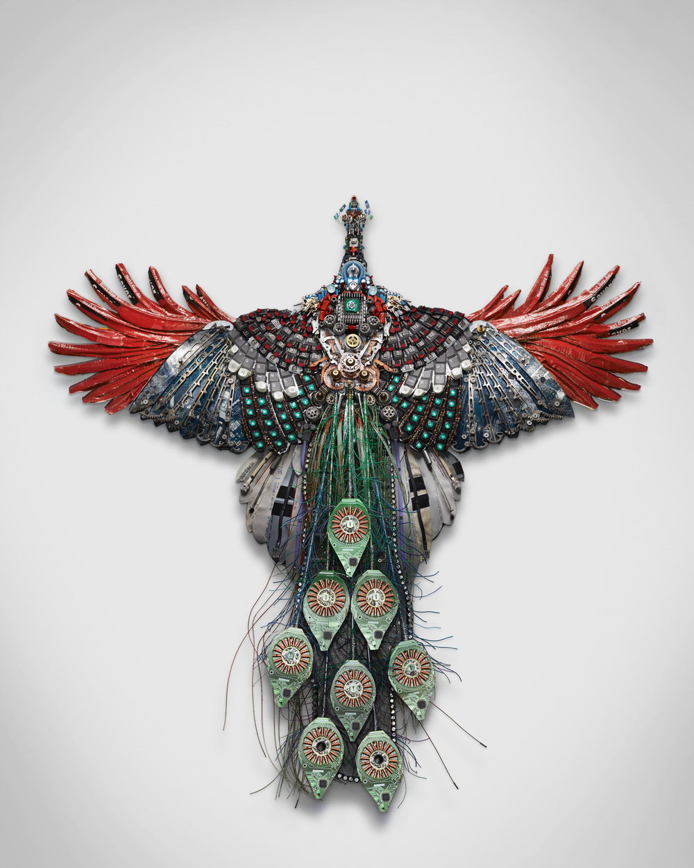 Peacock As One   Commissioned by Deloitte