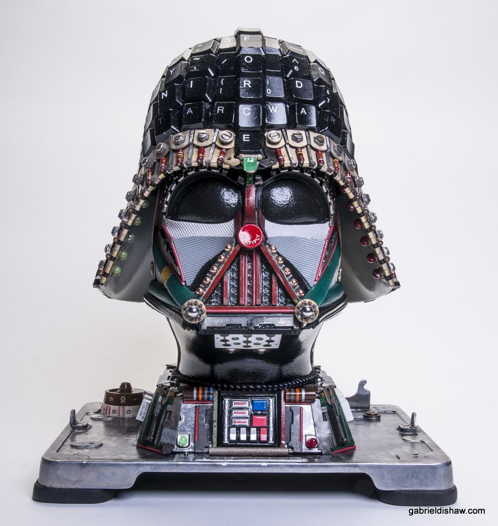Light Vs Dark Vader