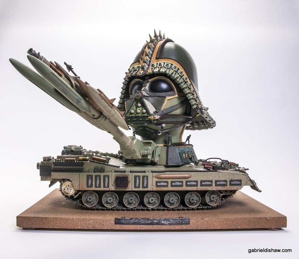 Tank Vader - Die Rebels