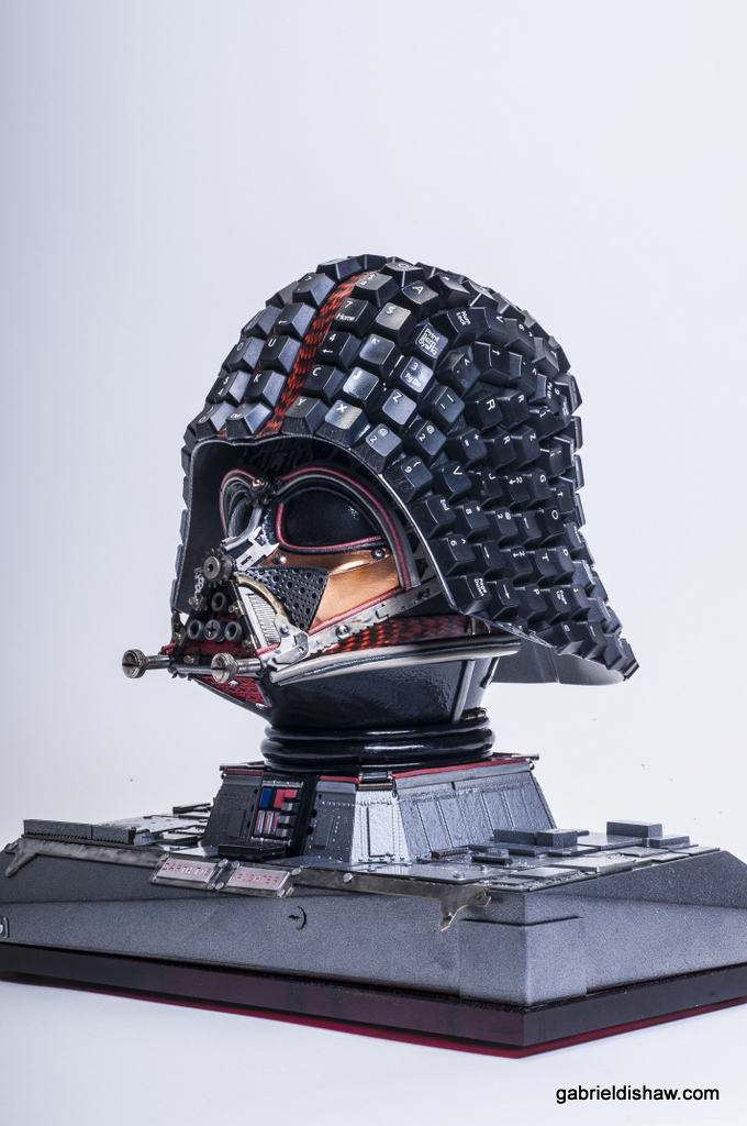 Darth Tie Fighter