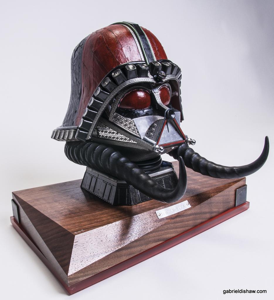 Tauntaun Vader
