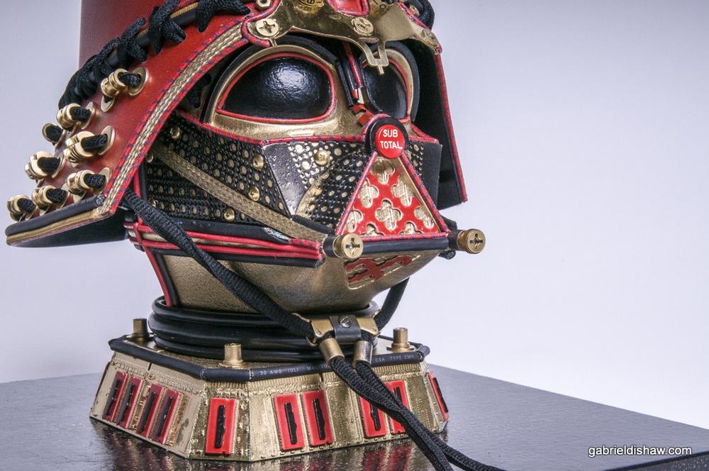 Samurai Vader LUX